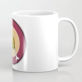 Vegan Turkey Leg Coffee Mug