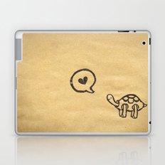 I Say Love Laptop & iPad Skin