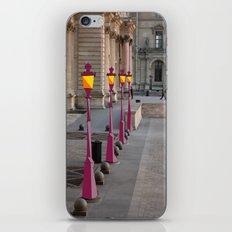 Lightposts iPhone & iPod Skin