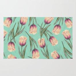 Tulipa pattern 3.3 Rug