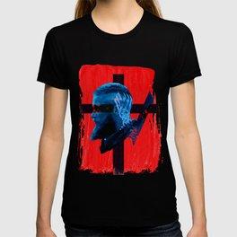 VIKING: The Man Who Sails West T-shirt