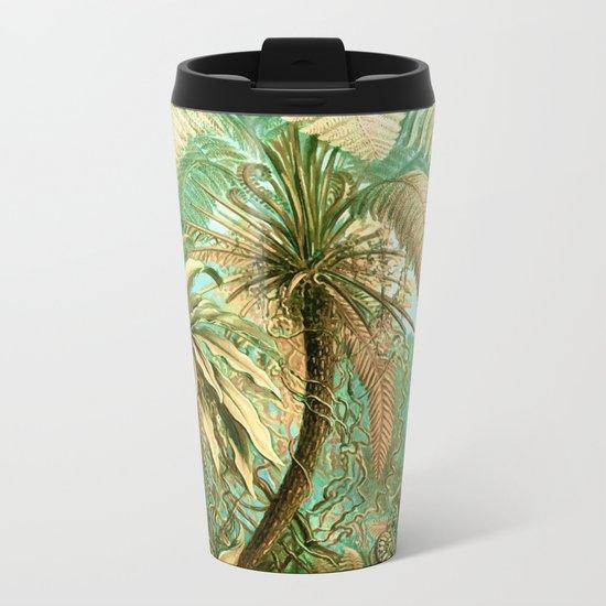 Vintage Tropical #society6 #buyart #painting Metal Travel Mug