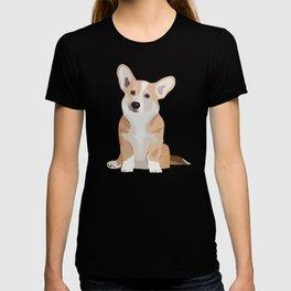 Corgi Waiting T-Shirt