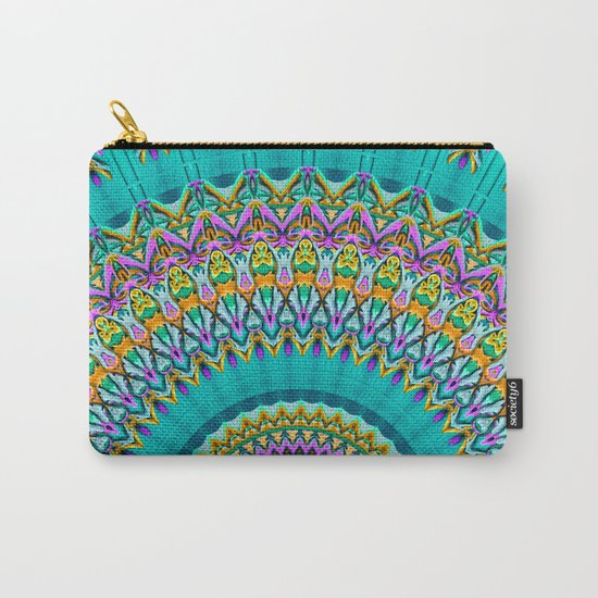 dreaming mandala Carry-All Pouch