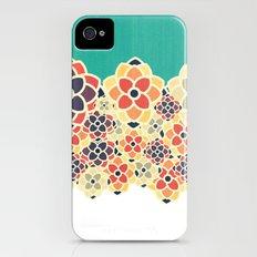 Spring Garden Slim Case iPhone (4, 4s)