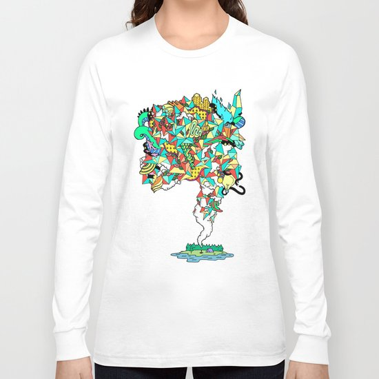 Thick Lucidity Long Sleeve T-shirt