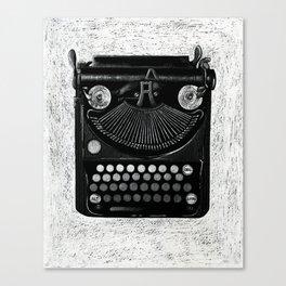 Perfect Escape Canvas Print