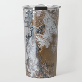 Bronzed Travel Mug