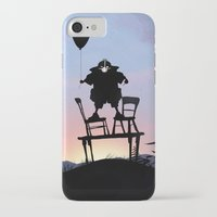 bane iPhone & iPod Cases featuring Bane Kid by Andy Fairhurst Art
