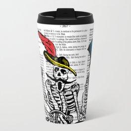 Calavera Cyclists Travel Mug