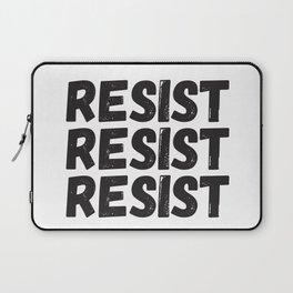 Resist Resist Resist Laptop Sleeve