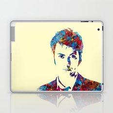 David Tennant - Doctor Who Laptop & iPad Skin