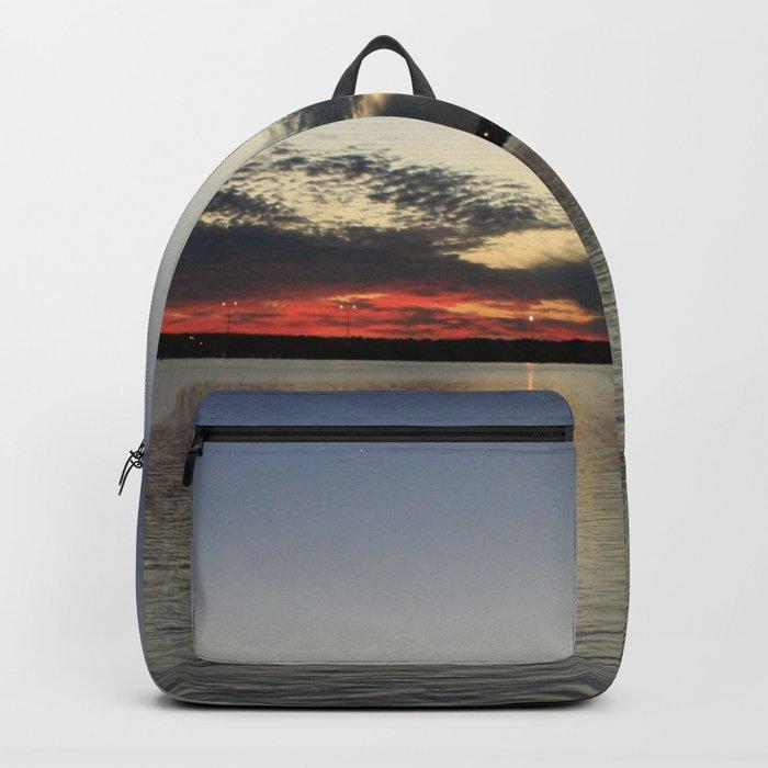 Reflections of El Jobean DPG160427a Backpack