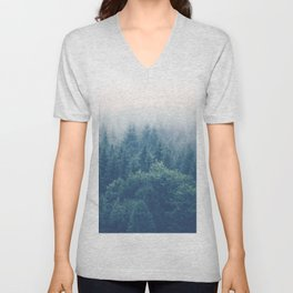 The Journey Is My Home Unisex V-Neck