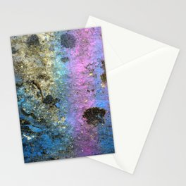 Cascade of Colours Stationery Cards