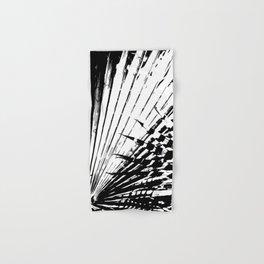 Spiked Palm Hand & Bath Towel