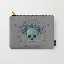 Holy Skull Carry-All Pouch
