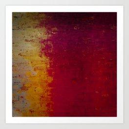Abstracion Art Print