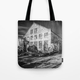 Abandoned Factory Falkland Tote Bag