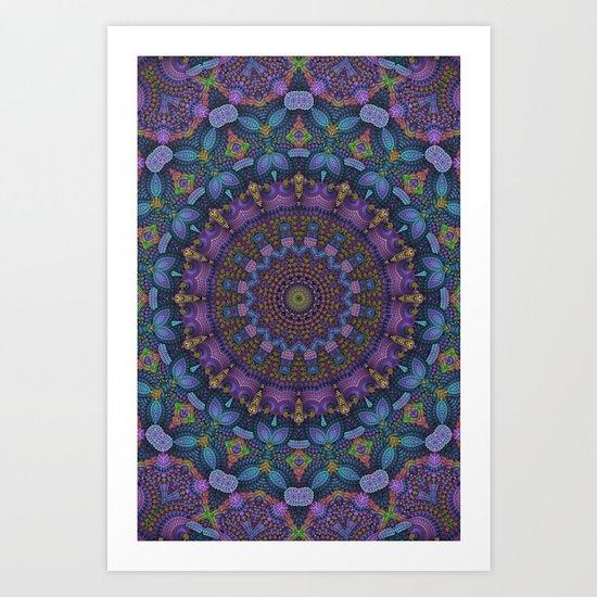 Harmony No. 9 Art Print