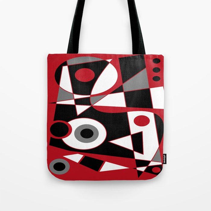 Abstract #505 Tote Bag