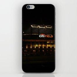 Citi Field at Night iPhone Skin