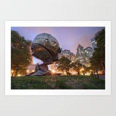 Sphere Art Print