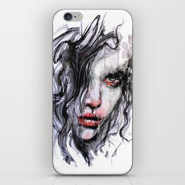 Your silence is complicity iPhone Skin
