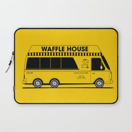 Waffle House Food Truck Laptop Sleeve