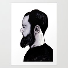 Unresponsive II Art Print