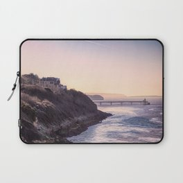 Clevedon Sea front Laptop Sleeve