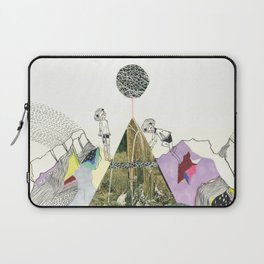 Climbers - Cool Kids Climb Mountains Laptop Sleeve