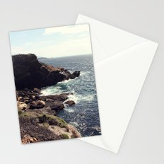 sea cliffs Stationery Cards