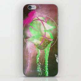 &dos iPhone Skin