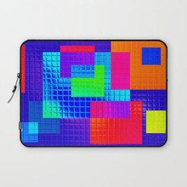 Re-Created SwatchesIII by Robert S. Lee Laptop Sleeve