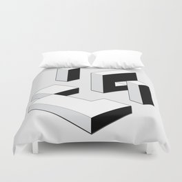 Dialect Duvet Cover