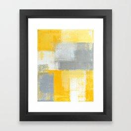 Sneaky Framed Art Print