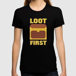 Loot Gamer Gaming T-shirt