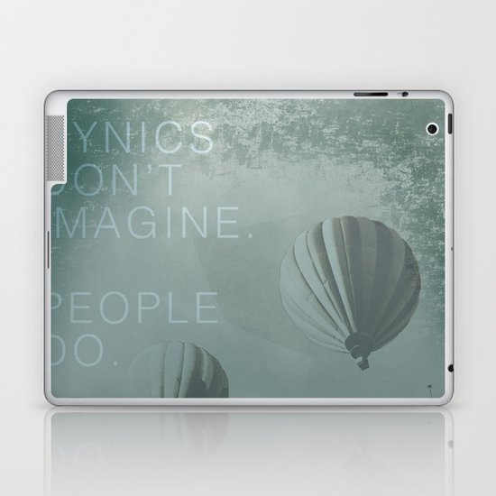 imagine Laptop & iPad Skin
