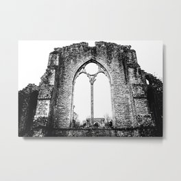 Runis. Metal Print