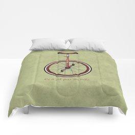 Unicycle Comforters
