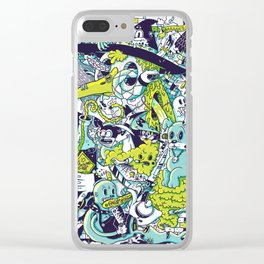 Voodoo Clear iPhone Case