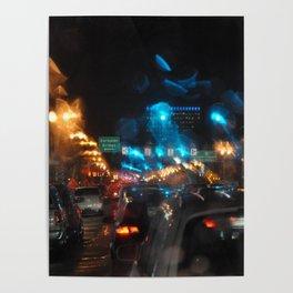 RAINY NIGHTS Poster