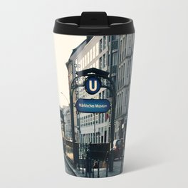 Subway 3 Travel Mug