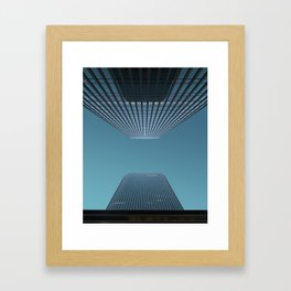 Bismark Osaka Framed Art Print