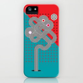 Identity Road iPhone Case