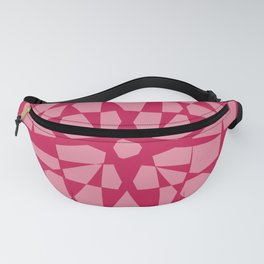 Shattered Bloom Fanny Pack