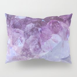 Crystal Gemstone Pillow Sham