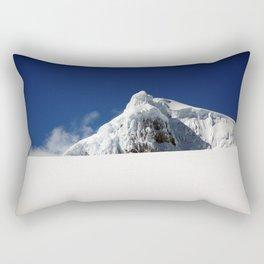 the summit  Rectangular Pillow
