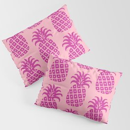 Retro Mid Century Modern Pineapple Pattern 526 Pillow Sham